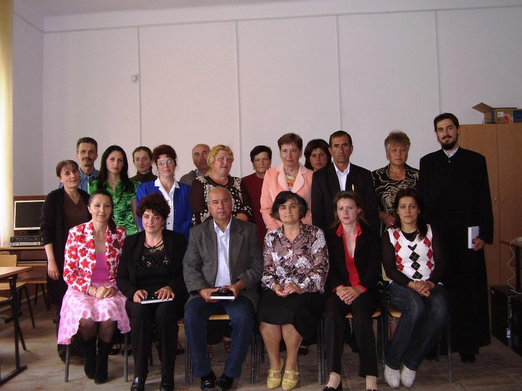 """Proiectul: """"Economia bazata pe cunoastere"""" 2009 florica11"""