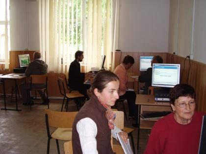 """Proiectul: """"Economia bazata pe cunoastere"""" 2009 florica2"""