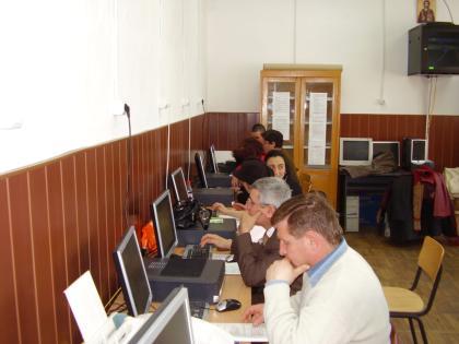 "Proiectul: ""Economia bazata pe cunoastere"" 2009 grup baltaalba1"
