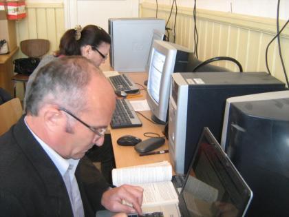 """Proiectul: """"Economia bazata pe cunoastere"""" 2009 homocea2"""