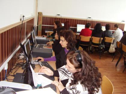 """Proiectul: """"Economia bazata pe cunoastere"""" 2009 marasesti1"""