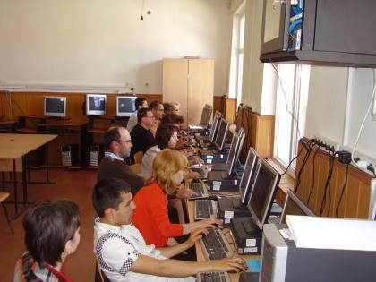 """Proiectul: """"Economia bazata pe cunoastere"""" 2009 nistoresti1"""