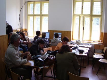 """Proiectul: """"Economia bazata pe cunoastere"""" 2009 patarlage"""