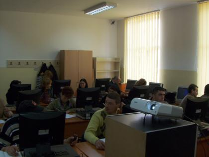 """Proiectul: """"Economia bazata pe cunoastere"""" 2009 slobozia braduluia"""
