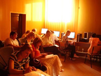 """Proiectul: """"Economia bazata pe cunoastere"""" 2009 tulnici1"""