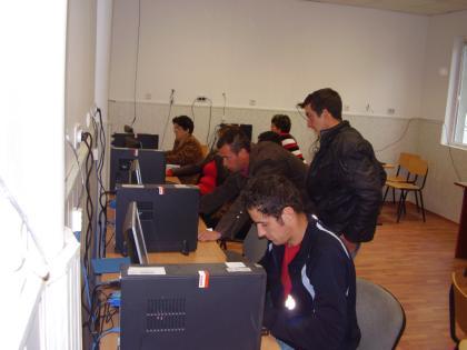 """Proiectul: """"Economia bazata pe cunoastere"""" 2009 valeasarii1"""