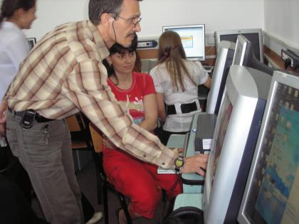 """Proiectul: """"Economia bazata pe cunoastere"""" 2009 vintileasca2"""